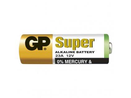 Speciální baterie 23AF, rozměry 10,22 x 28,2 mm, cena uvedena za 1 kus (blistr), poskytuje vyšší napětí, napětí 12 V