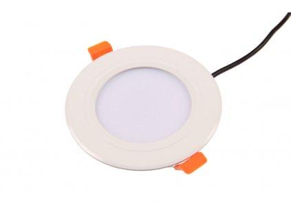 LED panel RUFI 6W RGB CCT 2700-6500K kulatý 120mm na dálkový ovladač dimLED 069502