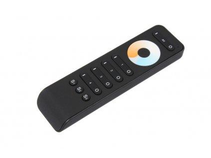 LED dálkový ovladač pro CCT LED pásky produktové řady dimLED OVXL CCT R4KXL čtyřkanálový 069113. Maximální dosah 30 metrů. Bi-Color