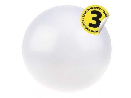 Bílé LED svítidlo Emos CORI 12W kruh přisazený teplá bílá IP44 ZM3301. TopLux Praha skladem