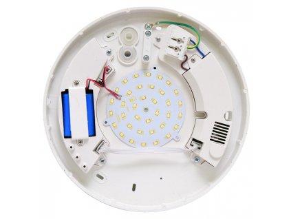 LED svítidlo VICTOR 18W s nouzovým modulem denní bílá W131/EM/LED/B-4100. TopLux Praha skladem
