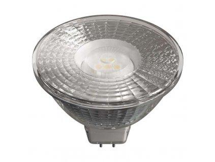 LED žárovka MR16 s paticí GU5,3 napájení 12V, úhel svitu 120°,