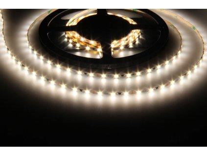Ultra tenký LED pásek 12MINI 7,5W/m 78LED/m DW/NW 4000K až 4500K neutrální denní bílá barva světla, úzký 3,5mm