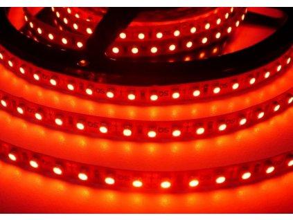 LED pásek 4,8W červený