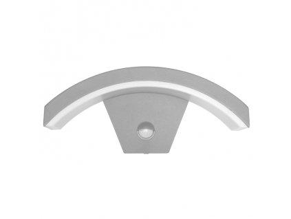 LED nástěnné svítidlo STYL 2 8W od firmy Ecolite vhodné pro montáž na stěnu například nad vchodové dvěře a díky vyššímu krytí IP54 lze jej namontovat jako osvětlení venkovních protorů, déšť či slunce není překážkou. Nová verze 2 disponuje PIR pohybovím senzorem, který pokryje 120° s účiností na vzdálenost 12m. Citlivost soumrakového čidla a doba sepnutí je nastavitelná pomocí regulátoru pod otáčivým víčkem senzoru.  Vyrábí se ve dvou provedeních, a to s horním nebo dolním prohnutím. Svítidlo STYL 2 8W Z1107/PIR-SED je vyrobeno z odolných materiálů, dokonale izolovaná svorkovnice poskytuje dostatečnou ochranu, tudíž je toto svítidlo vhodné do jakéhokoliv počasí. Čipy SMD zaručují vysokou svítivost a dlouhou životnost. Povrch hliníkového těla je chráněn odolnou a hrubou vrstvou, která připomíná povrch granitu.  Svítidlo nabízíme v černé nebo šedé variantě, nebo také varianty s pohybovím čidlem.