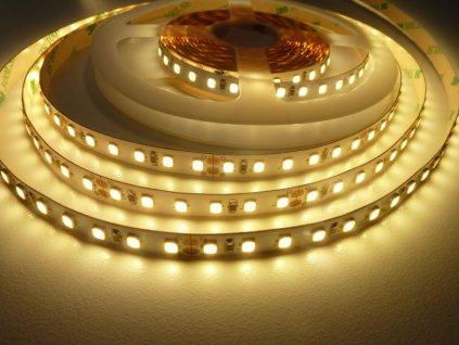 LED pásek vnitřní PROFI SQ3-600 12V 9,6W dlouhá životnost vysoká kvalita a svítivost. 120LED/m hodně čipů plynulé světlo TopLux Osvětlení Praha, Libeň