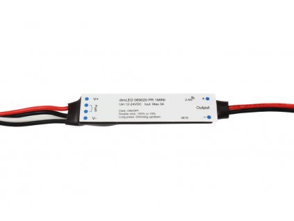 dimLED PR 1MINI přijímač stmívač pro LED osvětlení 069020. TopLux Praha skladem