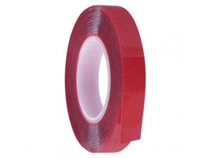 Průhledná oboustranná lepící páska voděodolná F6060 Akční cena: 59,- EMOS lepící čirá páska Oboustranná 100% akrylová Rozměry: 88 ×12 mm šířka, 3 metry Nosnost: 2 kg na 30 cm Voděodolvá !!! Díky absenci nosiče je páska mimořádně pružná a skvěle přilne k povrchovým nerovnostem. Lepí ke všem povrchům a vyniká extrémní přilnavostí a odolností vůči povětrnostním vlivům. Lze použít i na sklo. TopLux Osvětlení Praha, Libeň, Sokolovská