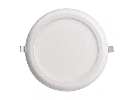 LED přisazené/vestavné svítidlo EMOS Exclusive 2v1 18W teplá bílá. TopLux Praha skladem