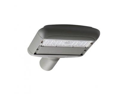 LED VO pouliční lampa STREET 30W na sloup/stožár i lomený výložník 60mm až 63mm je univerzální úsporné svítidlo pro veřejné osvětlení v šedé (stříbrné barvě). Tohle PROFI Street Light světlo má kvalitní venkovní vodotěsné provedení s krytím IP65 a utěsnění proti vniknutí nečistot a hmyzu do svítidla. Svítidlo je opatřeno rozpojovací svorkovnicí pro bezpečnou manipulaci.  STREET 30W je opatřeno kvalitními čipy se speciální optikou na každém čipu, která má vyzařovací úhel 145°x100° a nasvítí tak rovnoměrně velkou plochu. Napájecí zdroj je schovaný v konstrukci svítidla z litého hliníku, která slouží k odvodu tepla od čipů, jako chladič. Odolnost vůči nárazu a mechanickému poškození IK08. Barva světla je neutrální denní bílá s teplotou chromatičnosti 4000K.  Vhodné použití pro nasvícení silnice a ulice měst a obcí, sportovního hřiště, průmyslového areálu, vjezdů, dvorů, parkoviště, příjezdových cest a chodníků. Nízká dobrá cena 2.490 Kč. TopLux Praha skladem na prodejně.