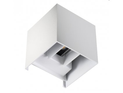 LED fasádní svítidlo REKA bílé hranaté 7W neutrální bílá IP54 28992 Nastavitelný úhel svitu 0-90° Krytí IP54 - vhodné do exteriéru Rozměry 100(š) x 100(v) x 100(h) mm Vhodné do jakéhokoliv počasí Designová krychlová fasádní svítidla řady REKA, jsou určená do jakéhokoli interiéru či exteriéru(na fasádu domu, balkón, či terasu). Hlavní výhodou těchto svítidel, je nastavitelný úhel svitu od 0° do 90°(viz obrázek č. 2). LED moduly jsou umístěny pod sebou vertikálně a lze kdykoliv ručně změnit úhel svitu. Díky krytí IP54 může být svítidlo vystaveno jakému koliv počasí. Tyto modeli mají vestavěný zdroj a čipy COB. TopLux Osvětlení Praha, Libeň, Sokolovská - skladem na prodejně za nízké ceny