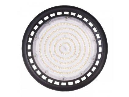 LED průmyslové svítidlo HB UFO 200W 107225 černé barvě, je náhrada sodíkové výbojky 400W. Akční cena 3690,- Kč. IP65 odolné proti vodě a prachu. Použití do průmyslových skladů, hal a výroben, servisů, dílen, nebo prodejních prostor s vysokým stropem. Ideální montážní výška 6-8m. Profesionální technické světlo. TopLux Osvětlení Praha, Libeň, Sokolovská - skladem na prodejně