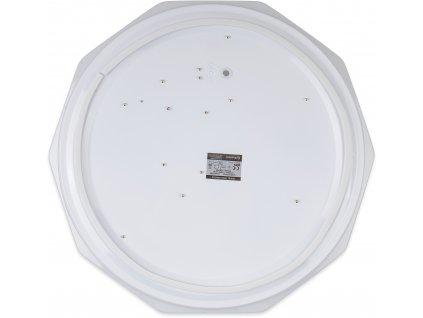 LED stropní svítidlo 25 W, krytí IP20 - vhodné do interiéru, barva světla teplá/studená bílá, teplota chromatičnosti 3000/6000 K, životnost 30 000 h, svítivost 2 100 lm, vysoce úsporná LED technologie, součástí balení je dálkový ovladač, třpytivý efekt
