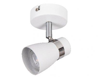 LED nástěné svítidlo ENALI EL je ideálním řešením do každé místnosti. Díky kovovému ohebnému kloubu o 360° si posvítíte na co právě potřebujete. Svítidlo je vyrobeno z kovu a plastu. Svítidlo je situováno pro žárovky GU10. TopLux Osvětlení Praha, Libeň, Sokolovská - skladem na prodejně