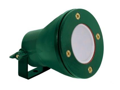 LED reflektor Akven 12V 5W voděodolné svítidlo IP68 pro ponoření - bazény, rybníčky, jezírka, zahrady 25720