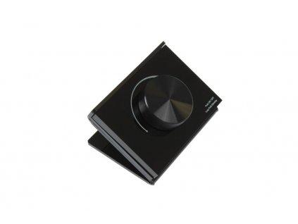 dimLED STK-1 stolní otočný dálkový ovladač / stmívač černý pro LED osvětlení 069137