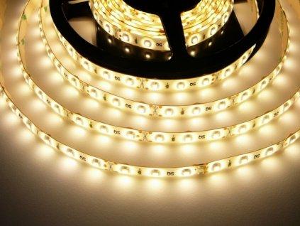 LED pásek PROFI 12V 4,8W zalitý IP50 odolný proti vodě spolehlivost kvalita záruka. TopLux Osvětlení Praha skladem na prodejně