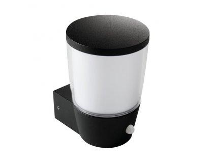 LED venkovní svítidlo SORTA UP se senzorem 20W s paticí E27 IP44 přisazené fasádní 25681