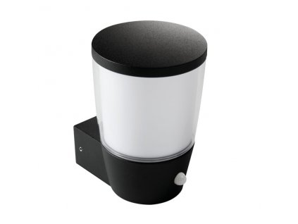 LED venkovní svítidlo SORTA UP se senzorem přisazené. Krytí IP44 - pro venkovní prostředí. Materiál nerezová ocel/tvrzené sklo. Pro jakékoliv žárovky s paticí E27 - LED žárovky s klasickými barvami, RGB LED žárovky, barevné LED žárovky. Záruka 2 roky. Osvětlení fasád domů, chodníčků. Osvětlení TopLux Praha skladem.