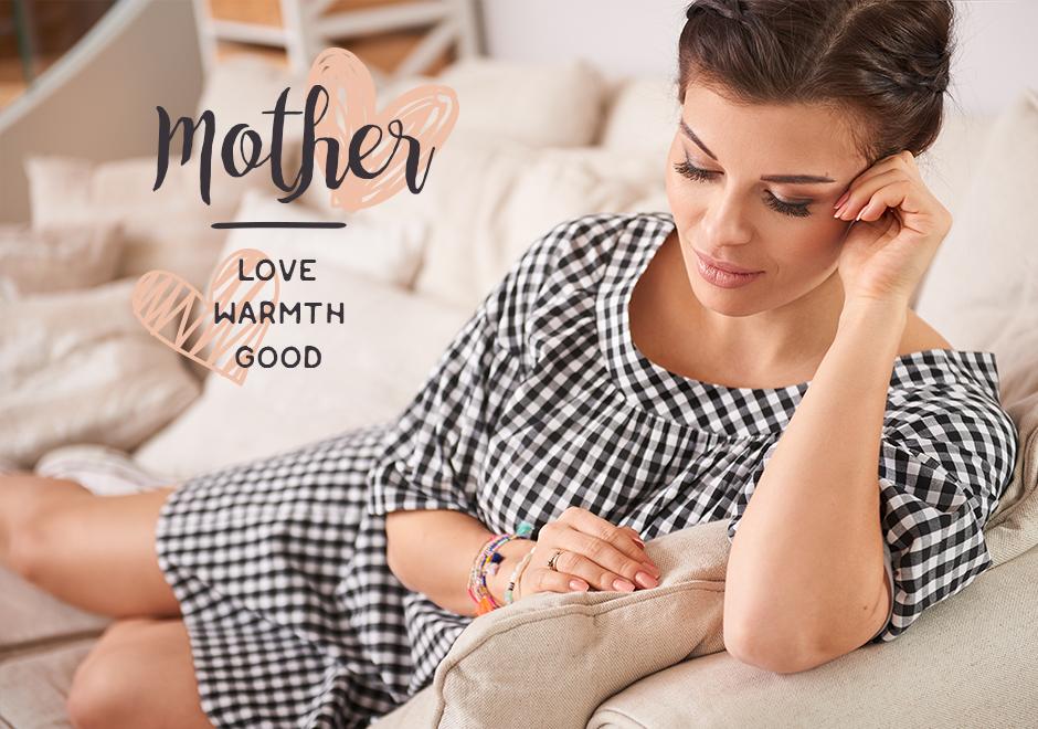 Happy Mum mother