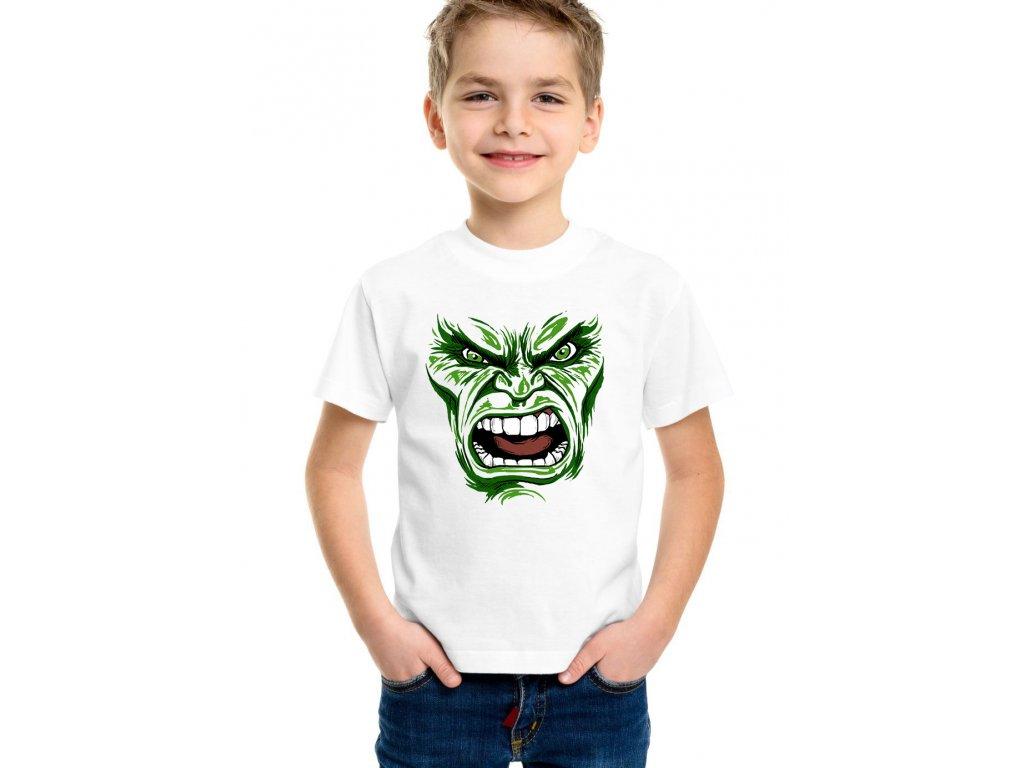Dětské tričko Hulk