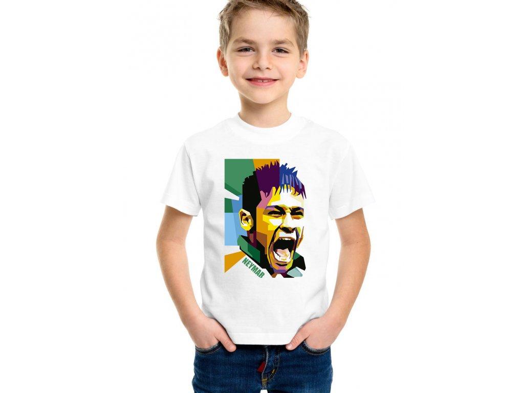dětské tričko Neymar Jr
