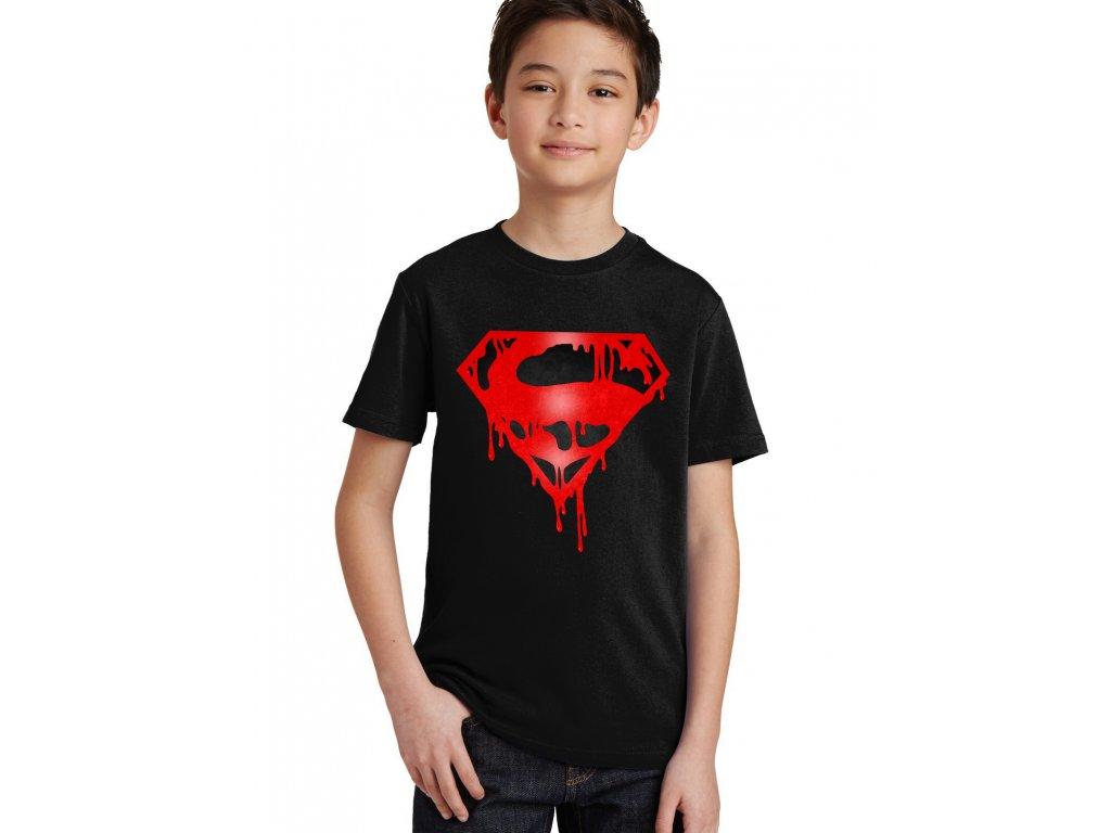 Dětské tričko Superman