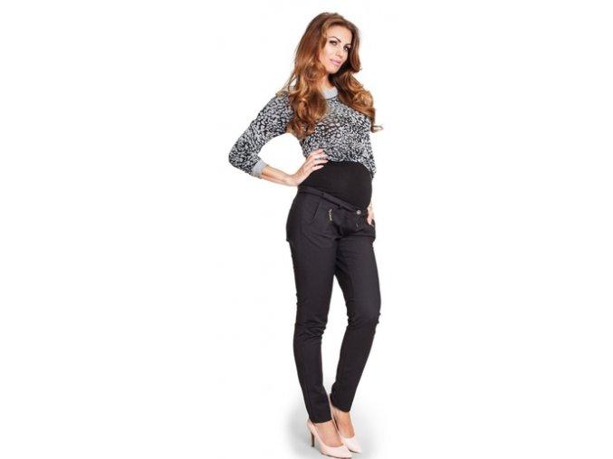 Těhotenské kalhoty Lady dark