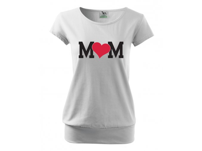 těhotenské tričko maminka