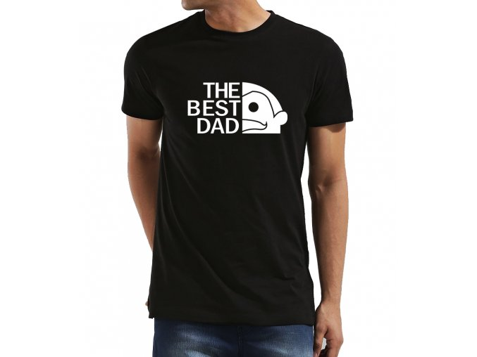 Pánské tričko pro tatínka Ten nejlepší táta