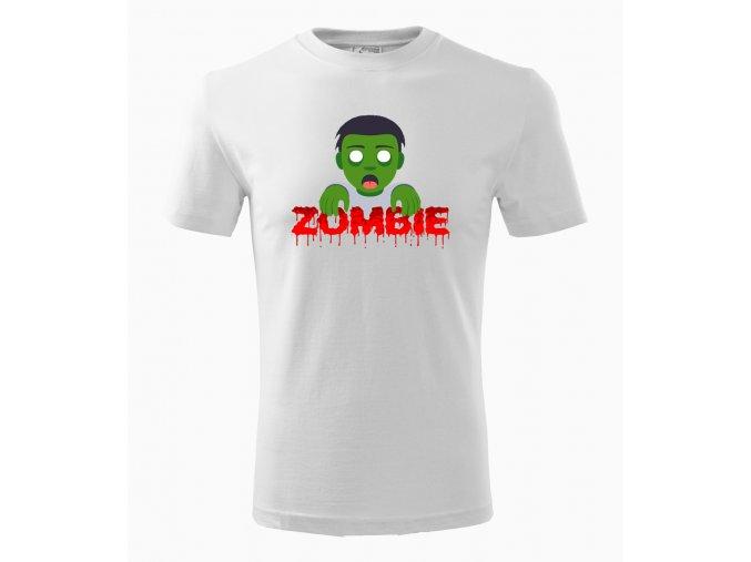 Pánské tričko pro bráchu Zombie