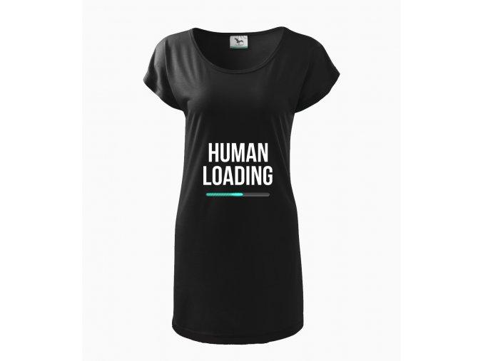 Těhotenské šaty Člověk se načítá