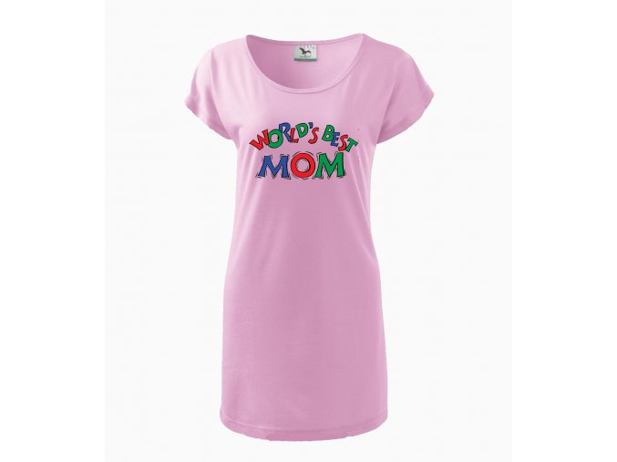 Těhotenské šaty Nejlepší máma na světě