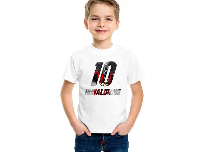 dětské tričko ronaldinho