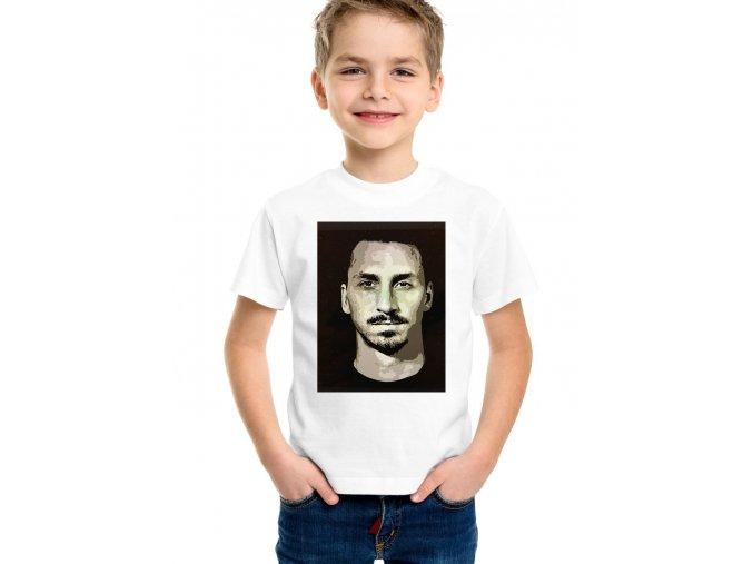 dětské tričko Zlatan Ibrahimovic