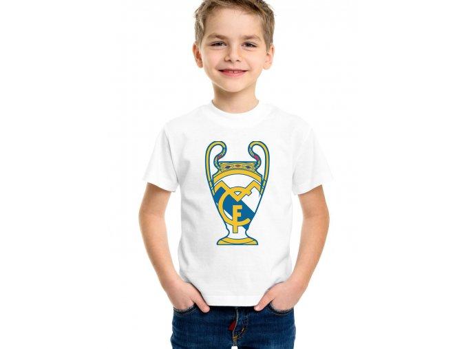 dětské tričko Fc real madrid pohár