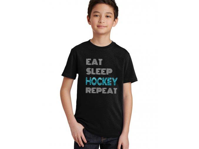 dětské tričko Hokej
