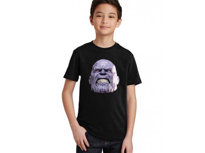 Dětské tričko Avengers thanos