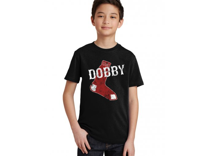 Dětské tričko Harry Potter dobby ponožka