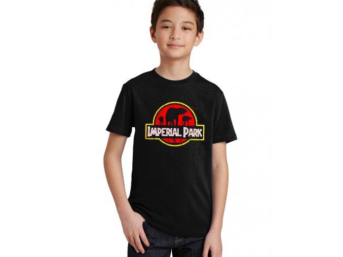 Dětské tričko Imperial Park Star wars