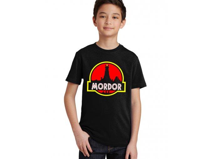 Dětské tričko Mordor