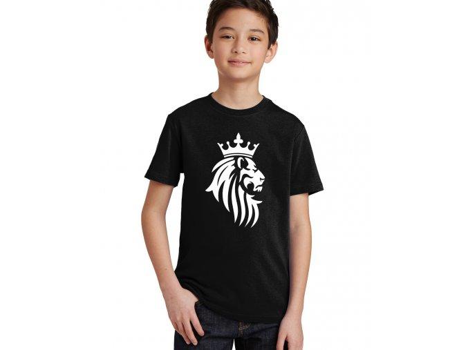 Dětské tričko Lev