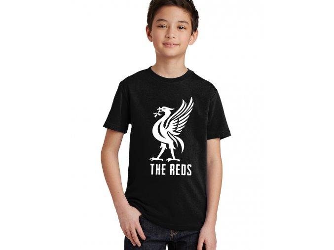 Dětské tričko Fc liverpool