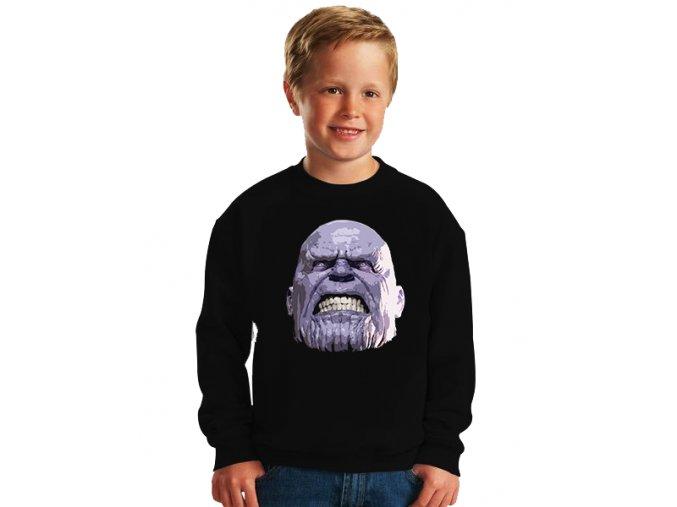 dětská mikina Avengers thanos