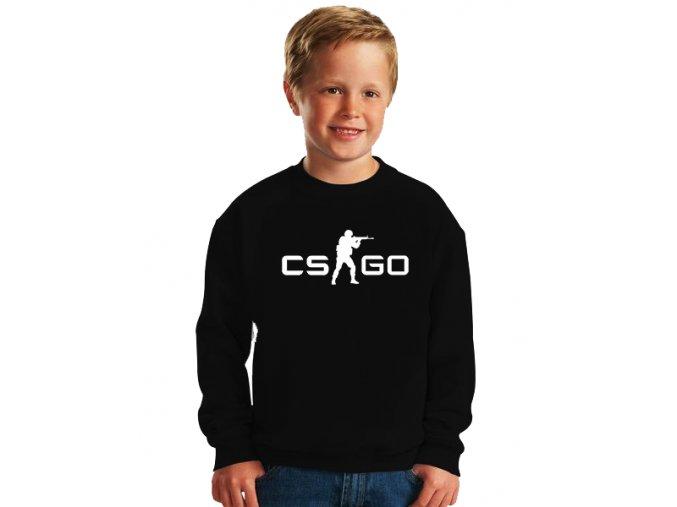 dětská mikina CS GO