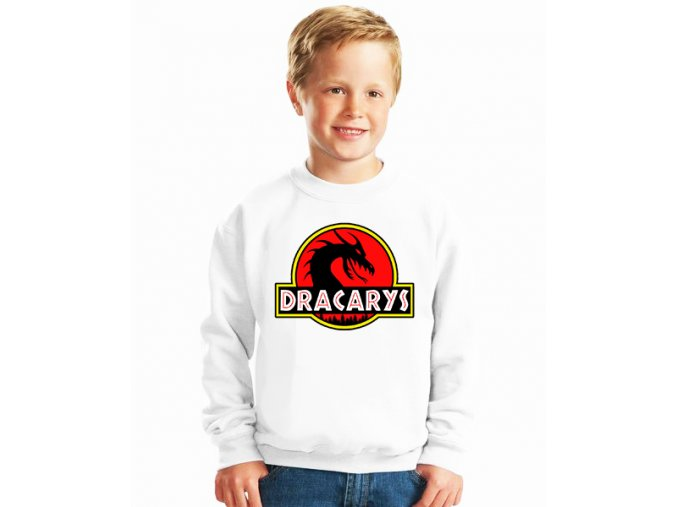 dětská mikina Game of Thrones Dracarys
