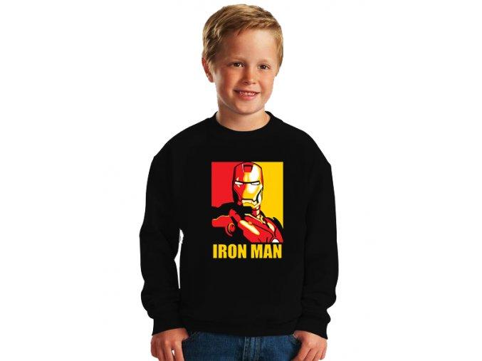 dětská mikina Ironman