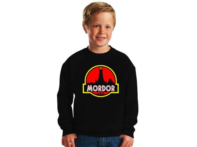 dětská mikina Mordor
