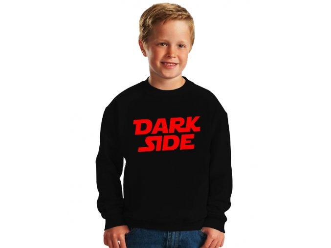 dětská mikina Starwars dark side