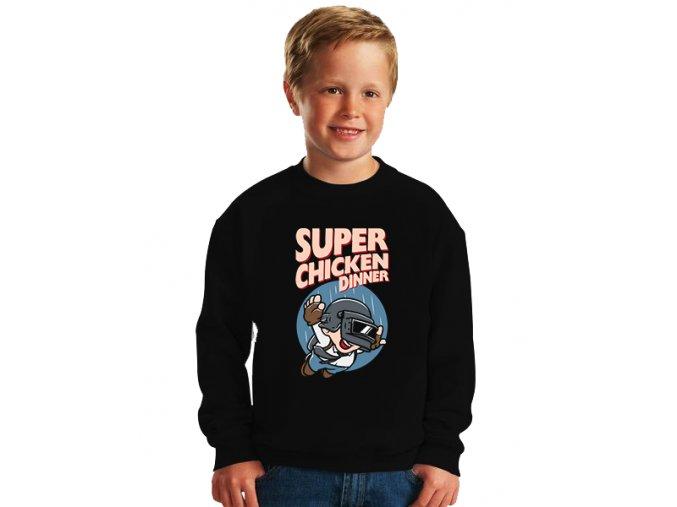 dětská mikina Super Mario PUBG